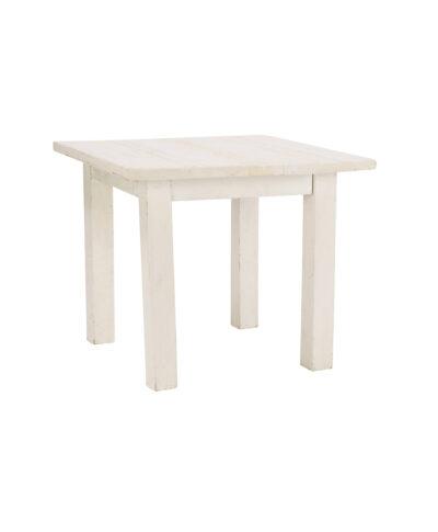 3' X 3' Whitewashed Farm Tables