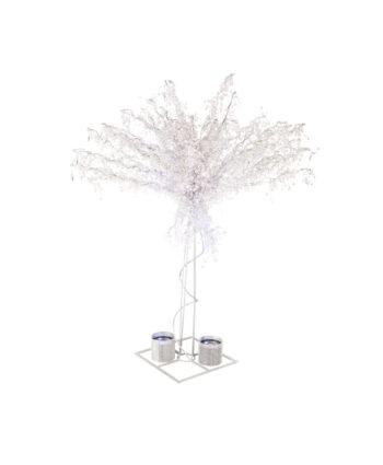 4' Crystal Trees