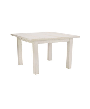 4'X4' Whitewashed Farm Tables