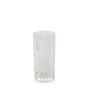 Grace Etched Water Glass