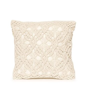 Macrame Pillow