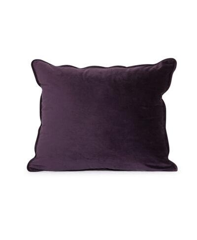 Purple Velvet Pillow