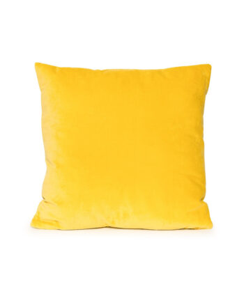 Sunshine Yellow Pillow