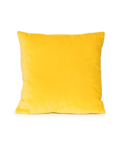 Sunshine Yellow Pillow