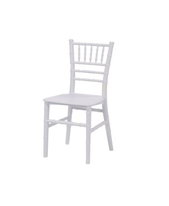 White Childrens Chiavari Chair