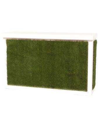 Grass Bar - White