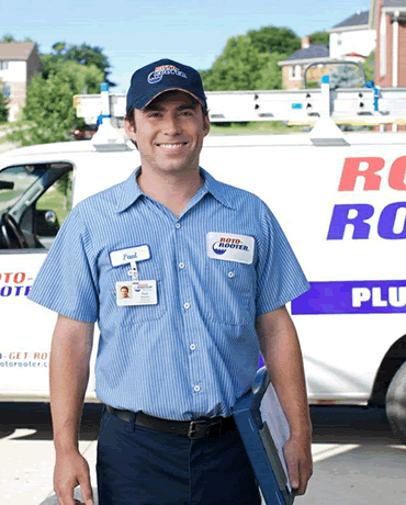 Paul of Roto-Rooter Plumbing and Drain Service