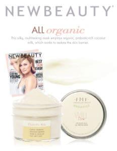 LaVida Massage and Skincare, Skin Care, Advanced Skincare, Facials, FarmHouse Fresh, Farm House Fresh, Organic