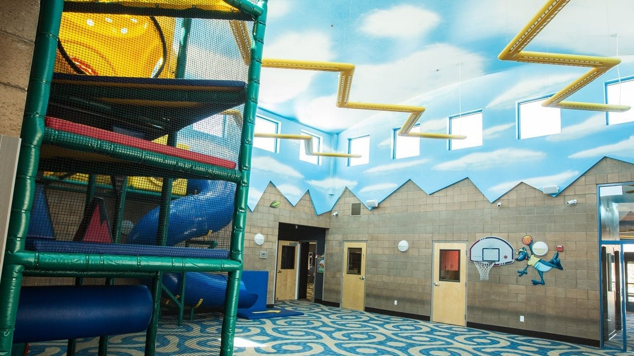 Student Playroom