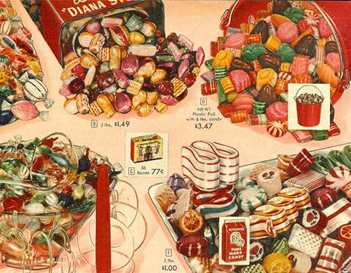 Sears Catalog – Christmas Hard Candy