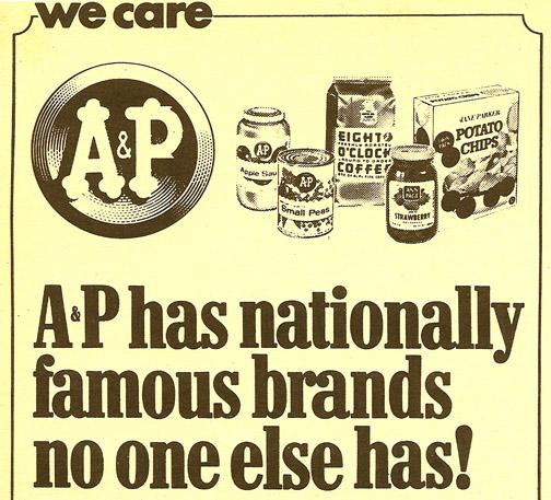 Orlando Grocery 1970s
