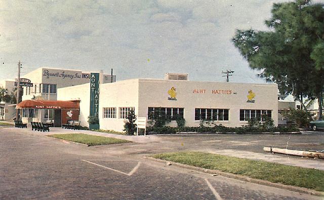 aunt hattie's restaurant florida