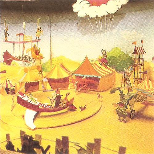 Disney Delta Dreamflight Flying Circus