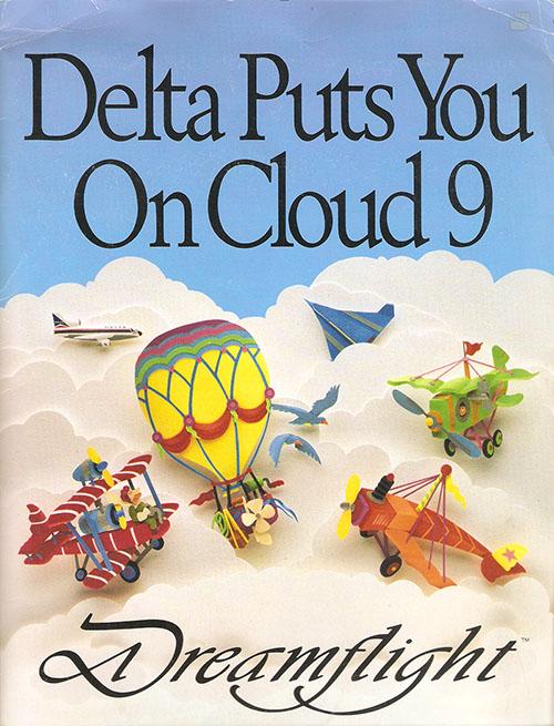 Delta Dreamflight Press Kit