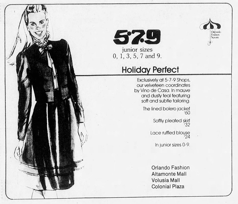 orlando fashion square mall size 5.7.9
