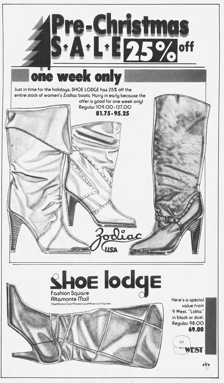 shoe lodge