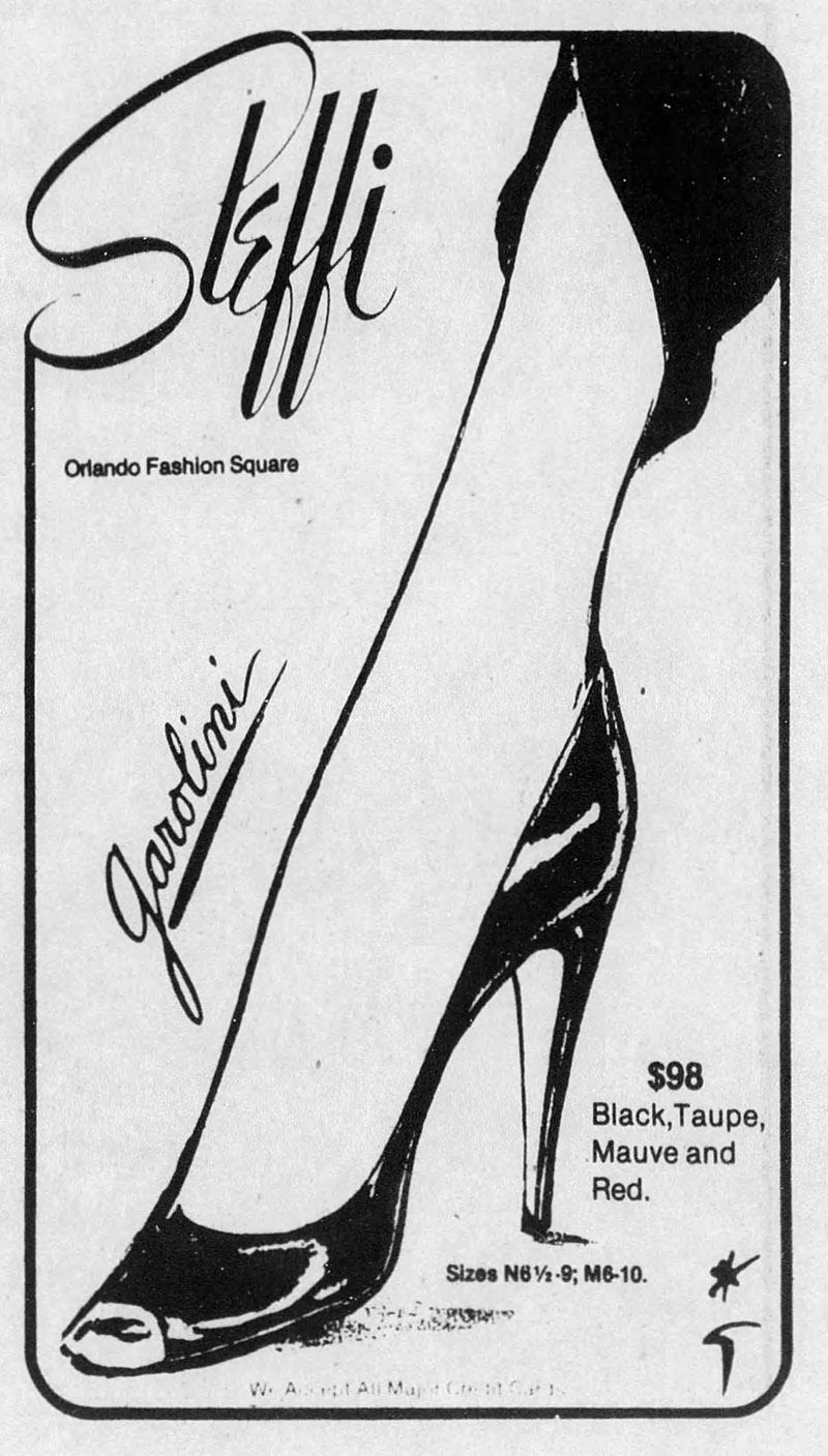 orlando fashion square mall steffi shoes
