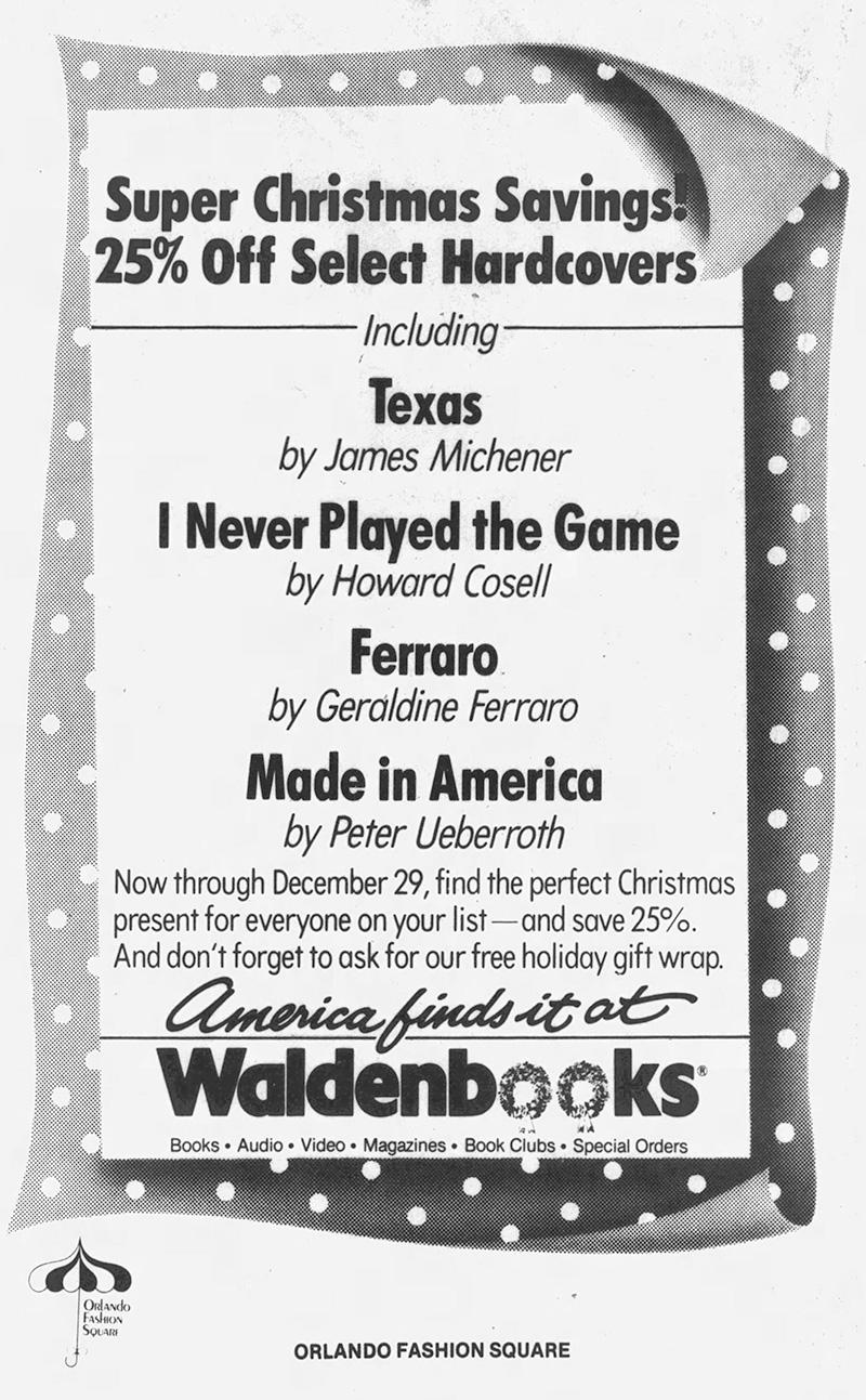 fashion square waldenbooks