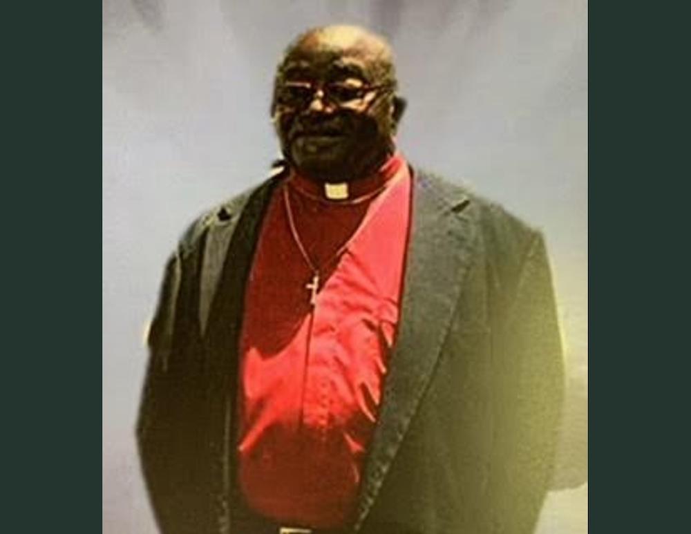 Rev. Eugene Jones Sr., 1955-2021
