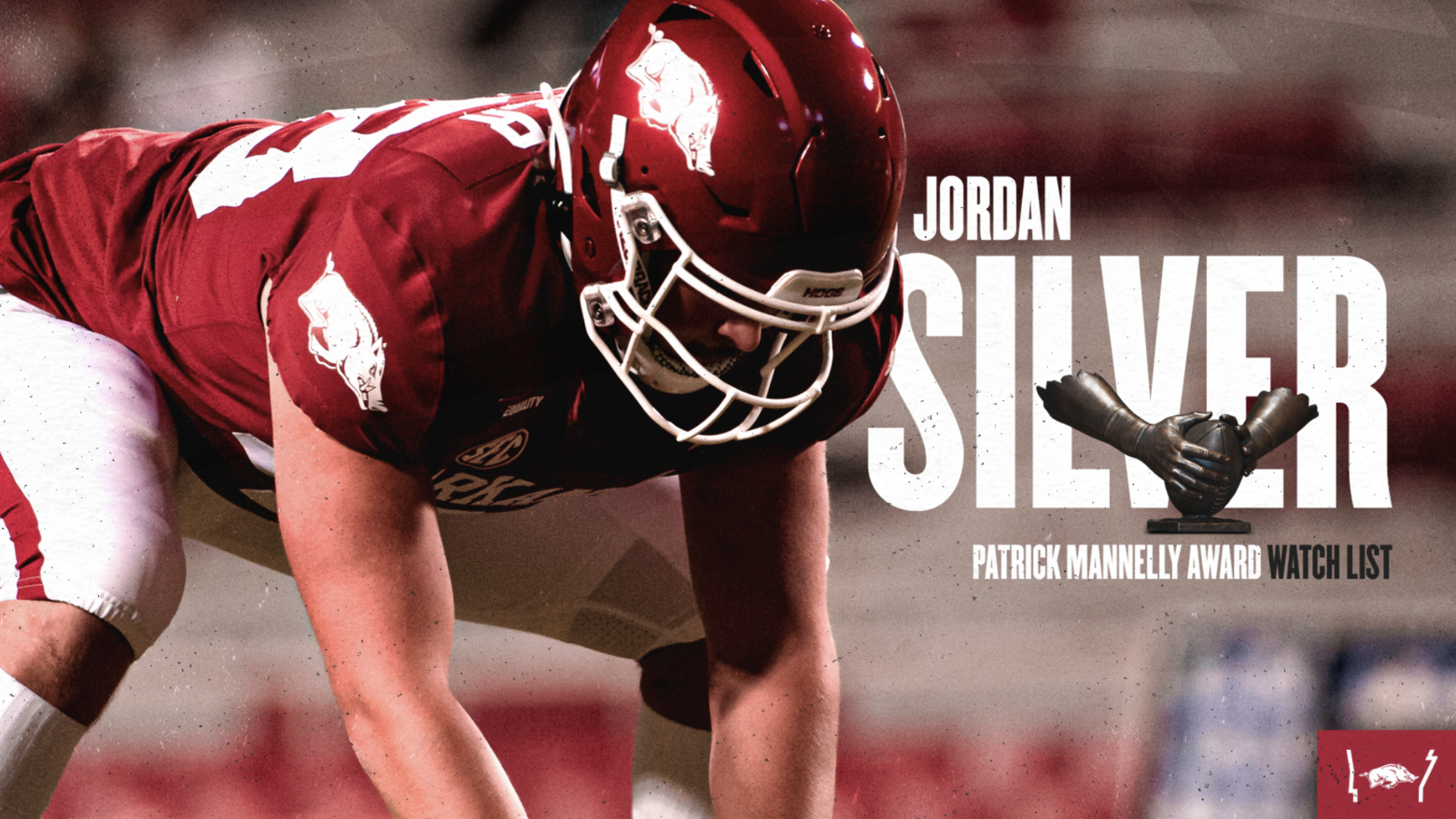 Silver Tabbed To Patrick Mannelly Award Watch List