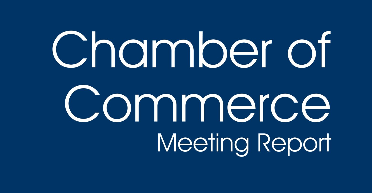 Chamber Board discusses issues ranging from executive director vacancy to upcoming special events