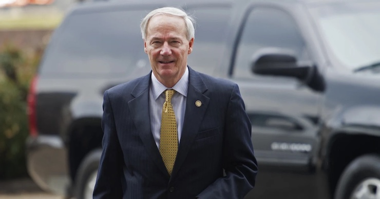 Governor Asa Hutchinson announces intent to grant executive clemency
