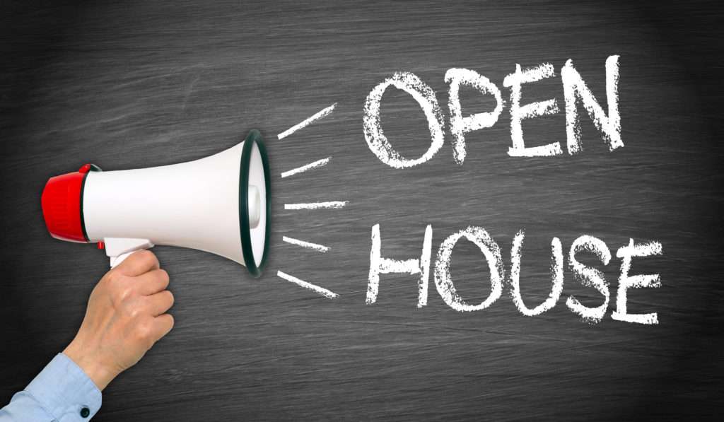 August 12 Open House at Hermitage Elementary