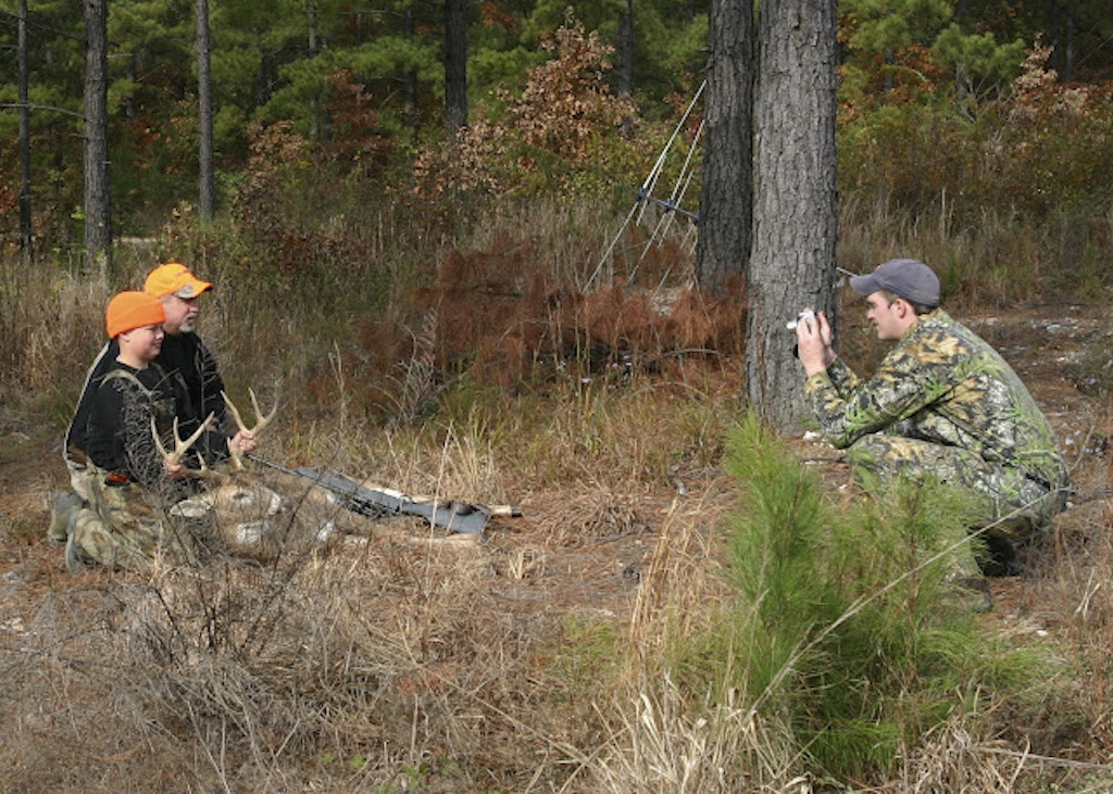 Boost the wildlife potential of your hunting property