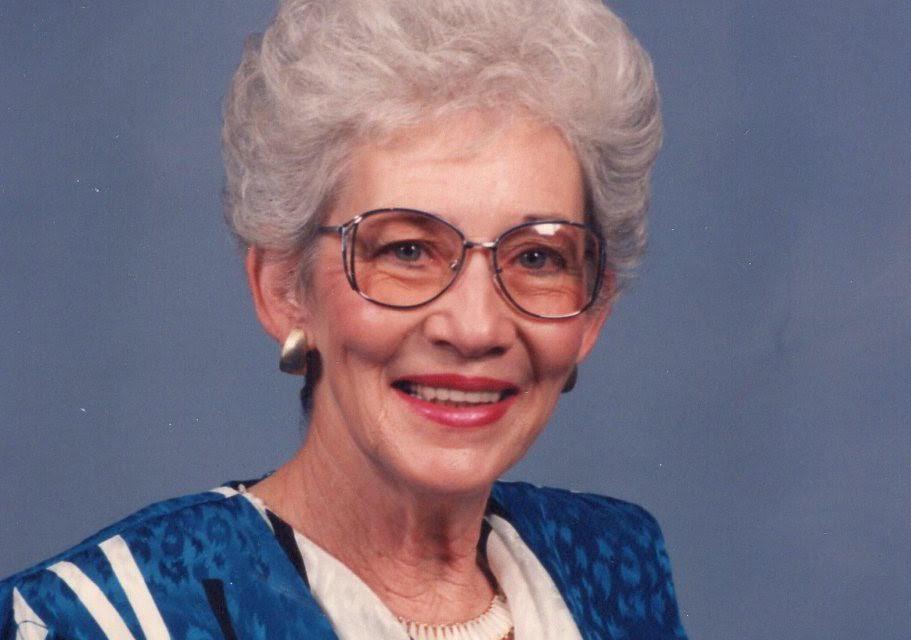 Susie Anna Peek Simmons, 1931-2021