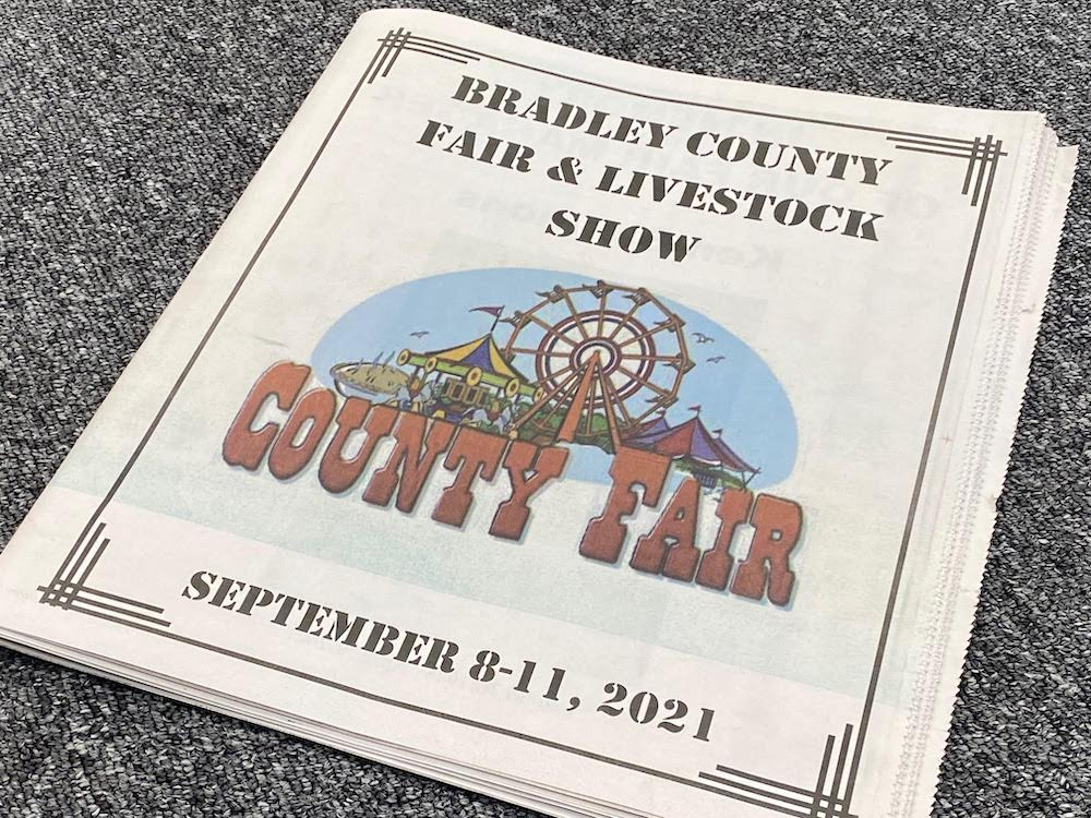 Check out the full Bradley County Fair and Livestock Show schedule of events
