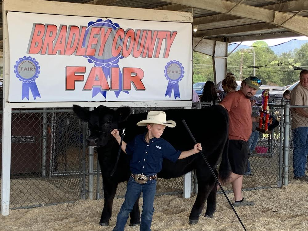 2021 Junior Livestock Exhibitor Premium Sale raises $19,850