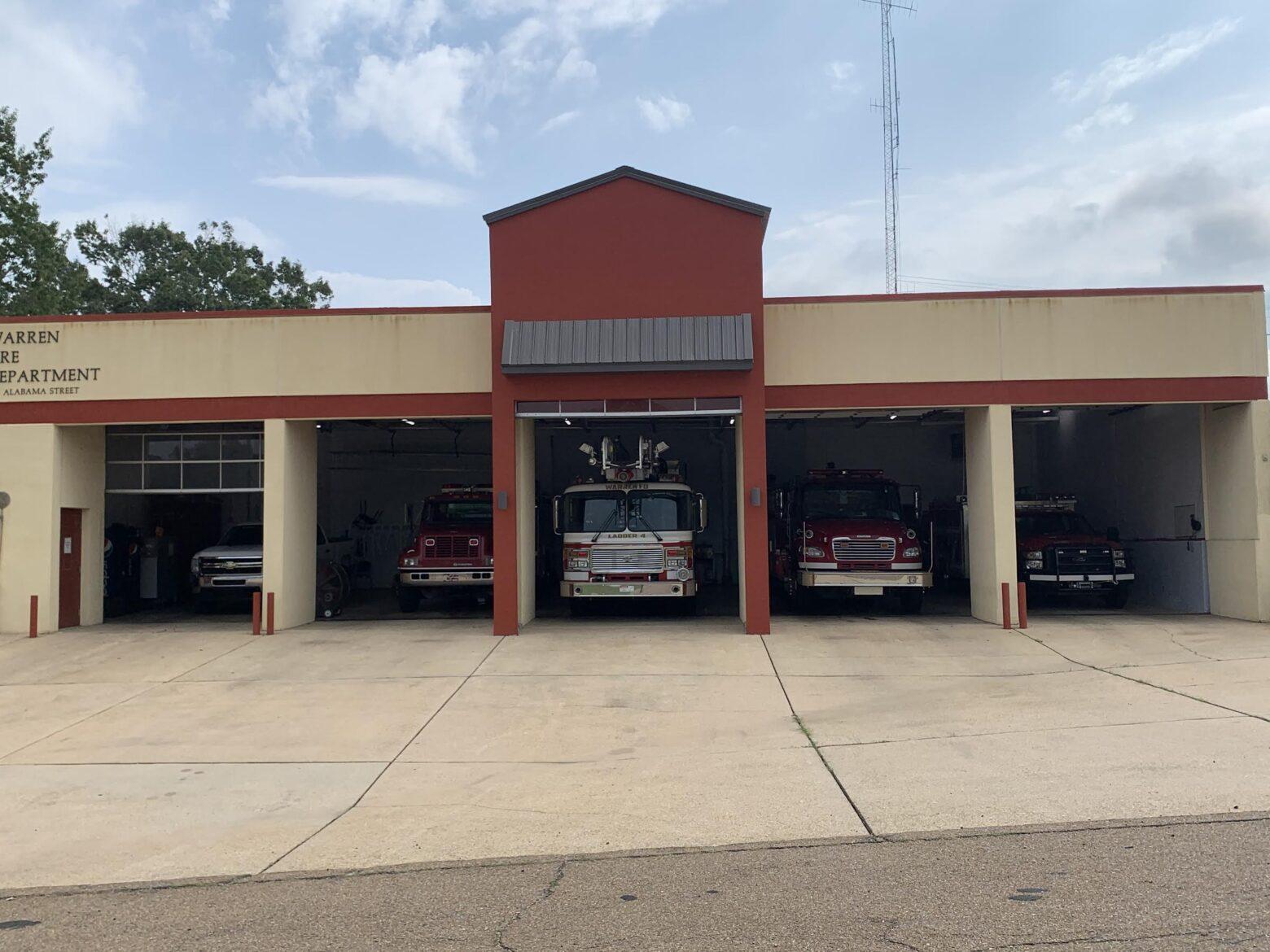 Modernization of Warren's Fire Station complete