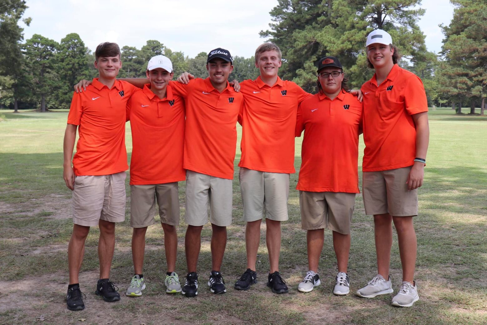 Lumberjack Golf Team completes great season, with Carson Slaughter moving on to the State Tourney