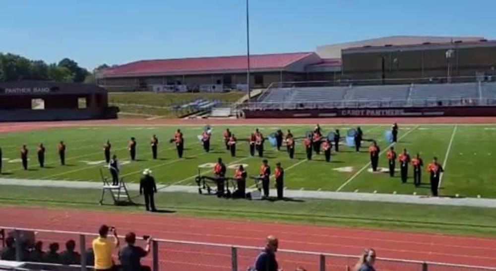 Lumberjack Band receives excellent marks at Saturday competition-Video included
