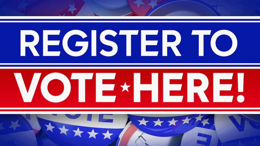 Voter registration event coming September 6 in Drew County
