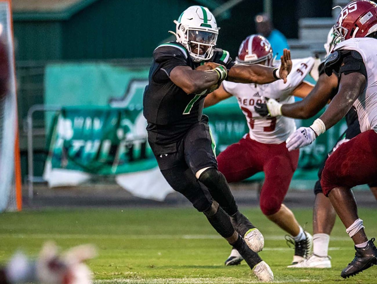 UAM holds on to top Tech