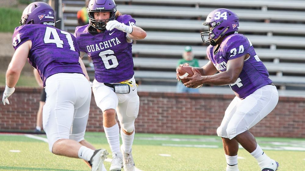 30 straight conference wins for Ouachita Baptist
