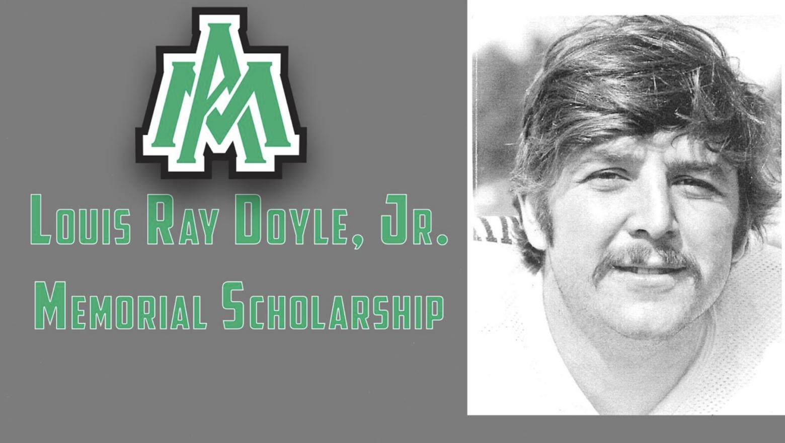 UAM announces the 1979 Champions/Ray Doyle Memorial Scholarship