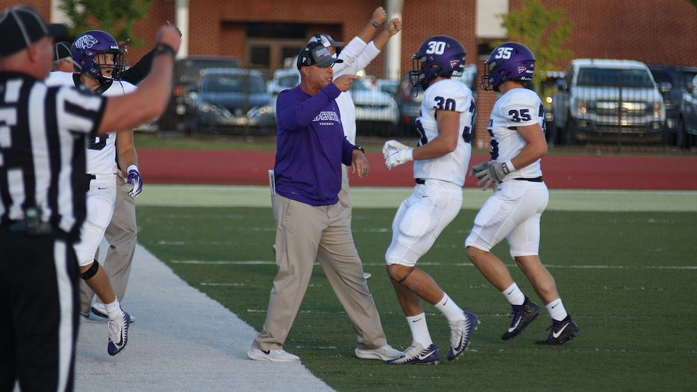 8th-ranked Tigers fall to Bison, 38-21