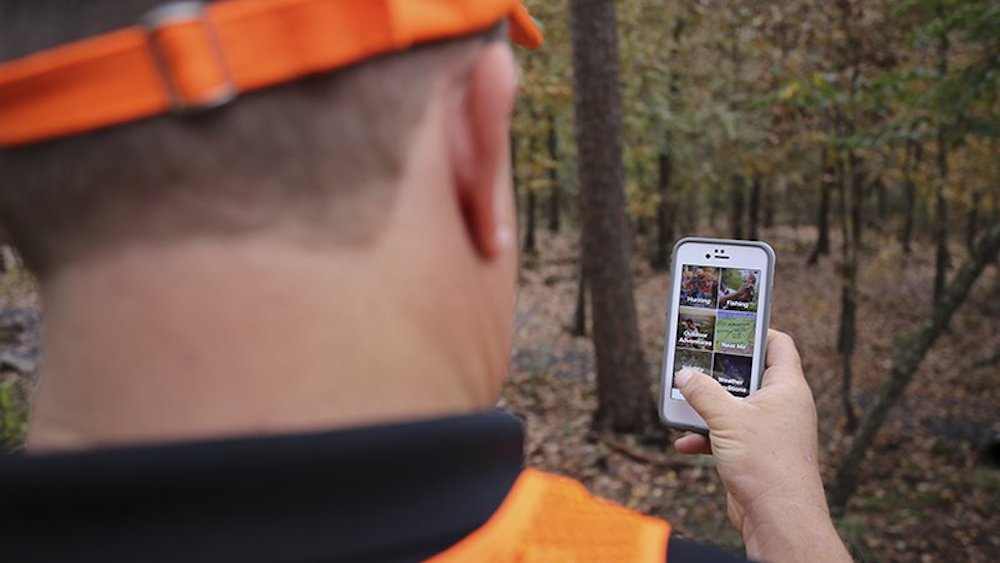 AGFC mobile app offers streamlined license, hunting experience