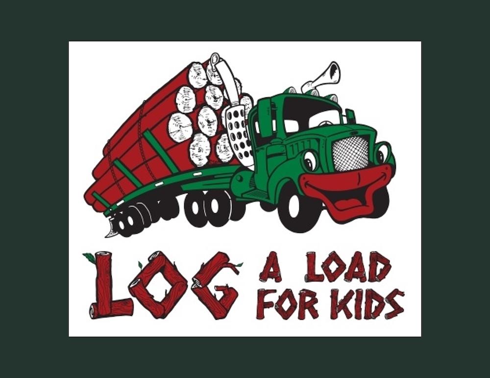 Log A Load for Kids holding online auction through September 24