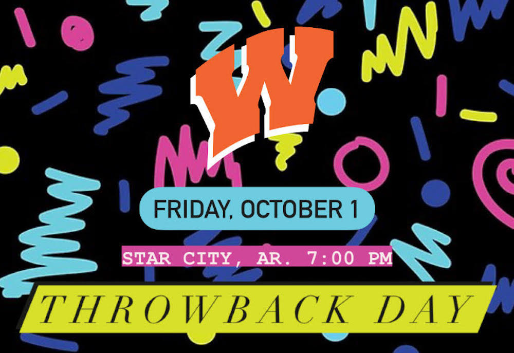 Students to host Throwback Day for Star City matchup