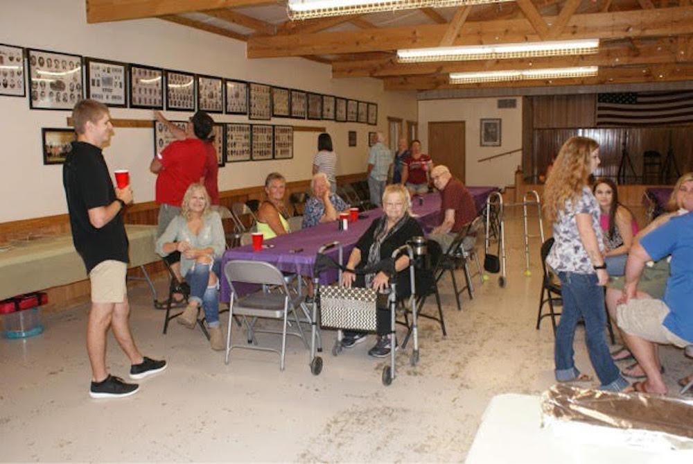 Annual Trammell reunion held September 4 in New Edinburg
