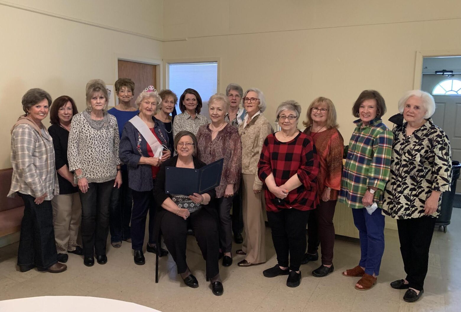 Warren Woman's Club and City of Warren proclaim October Domestic Violence Awareness Month