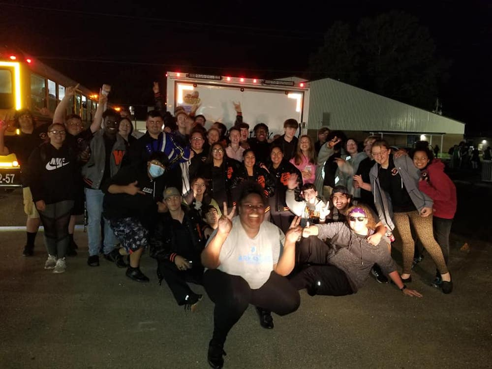 Warren Band receives top score at regional competition