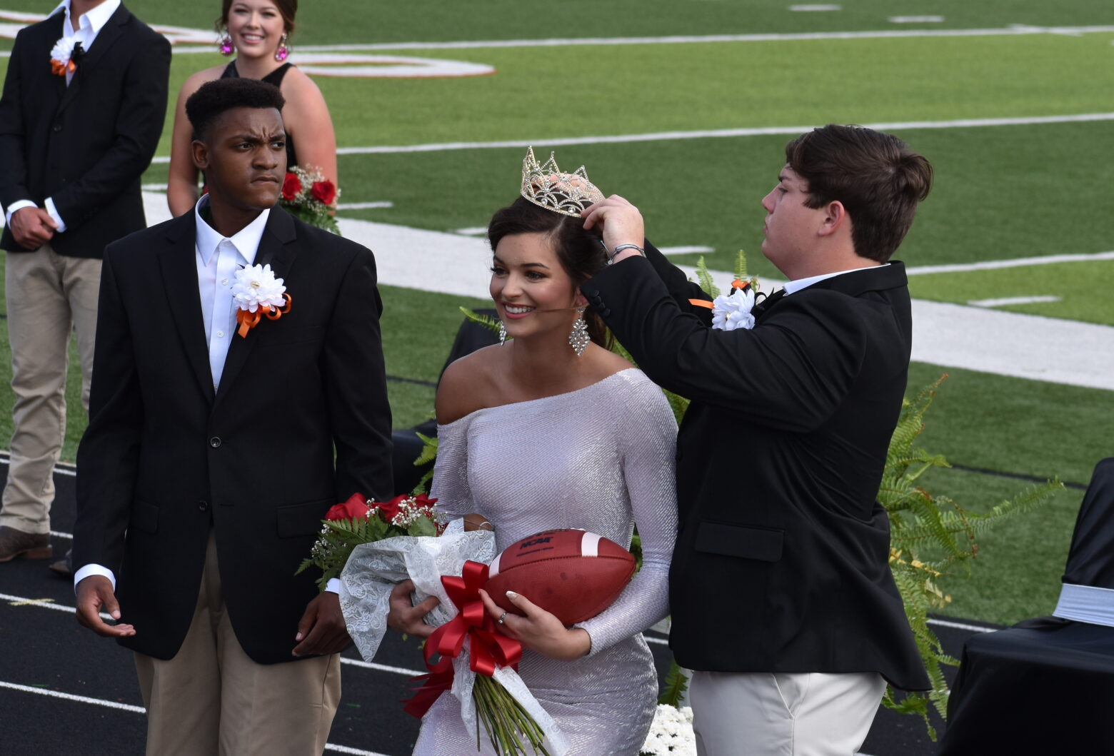 Keller Bigham crowned 2021 WHS Homecoming Queen