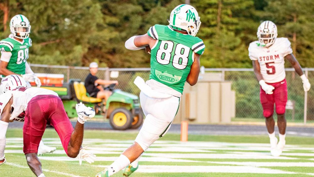Weevils explode for 42 points in first three quarters to overpower Rangers, 42-23