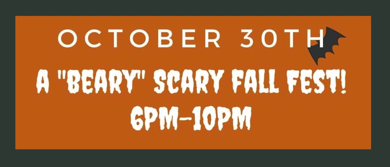 'Beary' Scary Fall Fest at Woodlawn set for Saturday