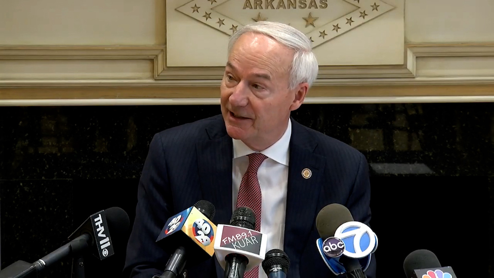 Governor Hutchinson allows vaccine mandate, redistricting bills to become law without his signature