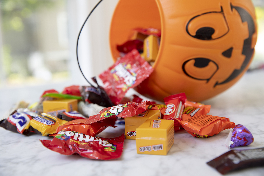 Candy to be dished out and fun to be had at New Edinburg's drive-through fall festival